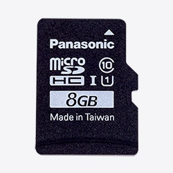 8GB SD Card