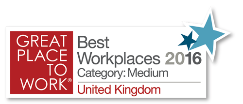 Great Place to Work - 英国